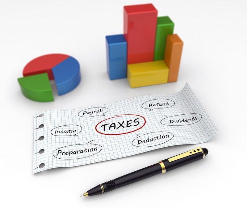 McKinley Jones' 2018 Tax Preparation Checklist