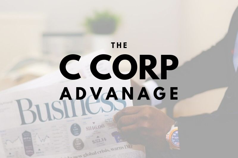 The Advantage a C Corporation Holds for Indianapolis, IN Businesses