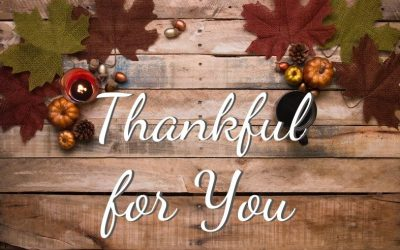 Happy Thanksgiving 2019 from McKinley Jones & Associates LLC to you and yours